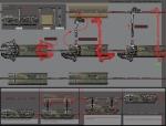 crate transport design (Kinect Star Wars2012)
