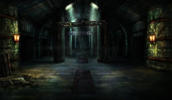 Crypt Concept - DaveSchool