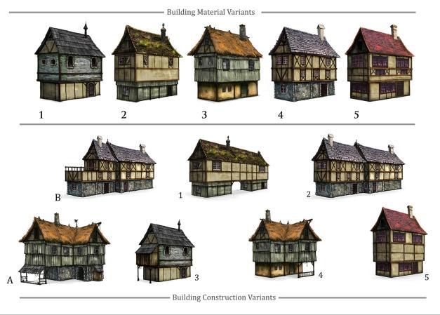 Modular House- Daveschool Game Development