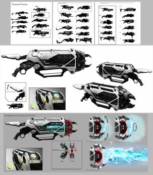 Weapon Design Process www.daveschool.com