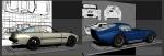 3d vehicles for mobilegame