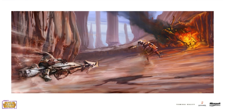 Star Wars Concept Image