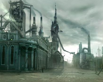 Fantasy Environment Concept