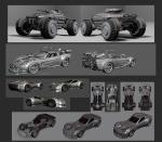 3d vehicle concepts