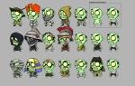 Zombie Style Study