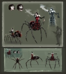 Spider Witch (Ghostbusteres2008)