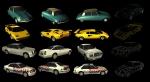 3d car samples